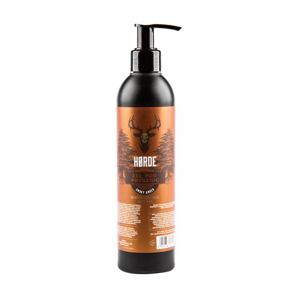 Żel pod prysznic Smoky Amber